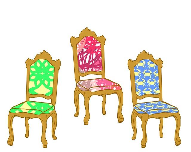 Zwischen allen Stühlen