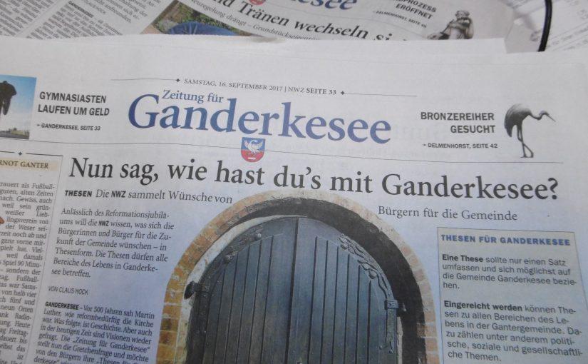 Leitbild für Ganderkesee?